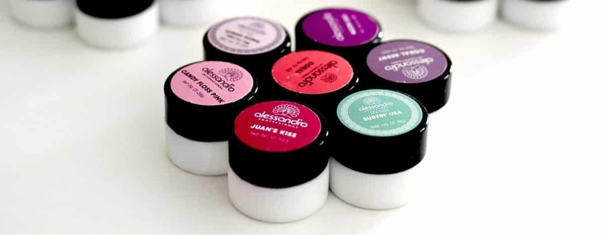 alessandro international - Nagelmodelage in verschiedenen Farben
