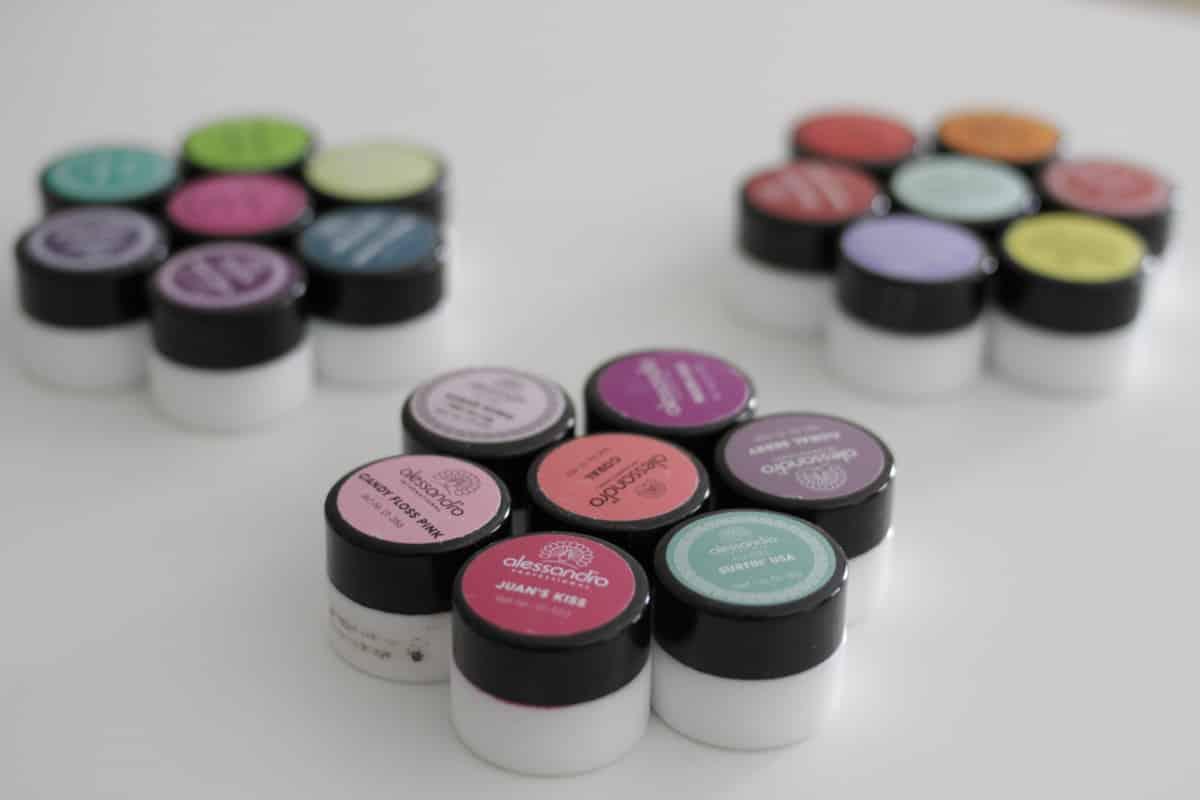 alessandro international - Produktpalette in vielen verschiedenen Farben