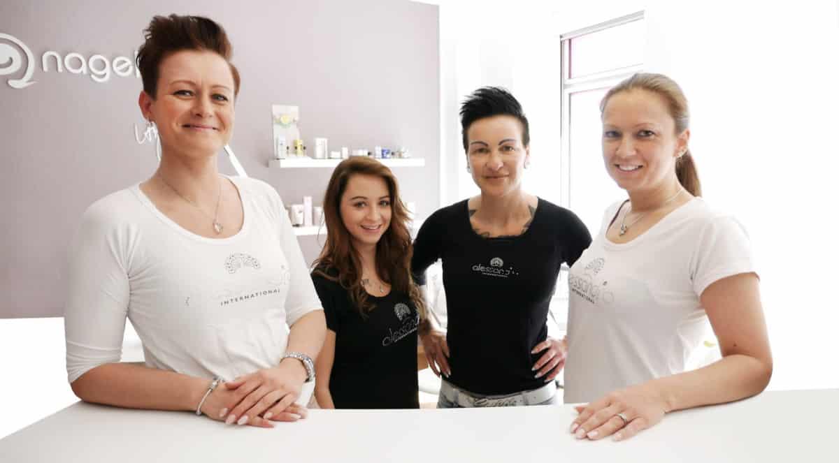 Das Team des Nagelstudio Dresden - Antje Hummel