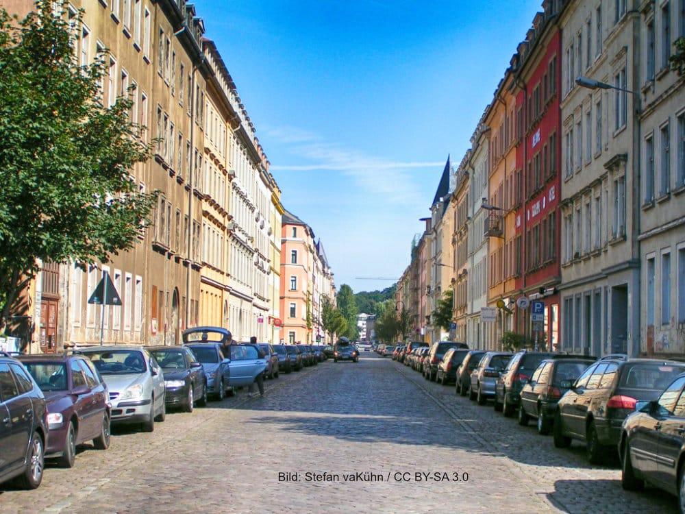 Hechtviertel Dresden Neustadt